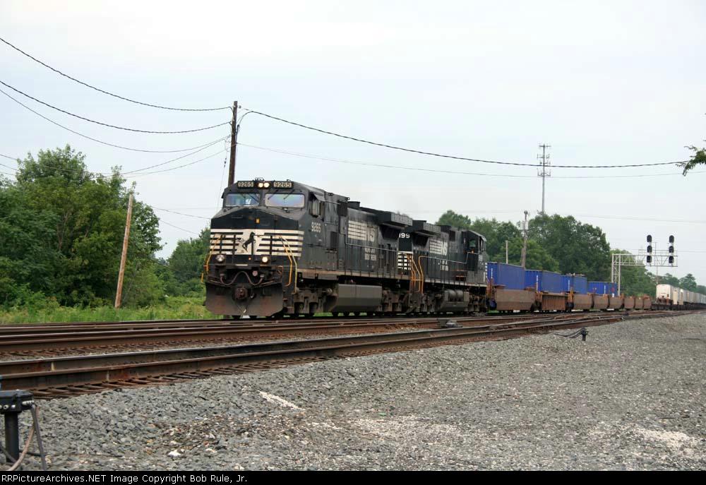 WB stack train