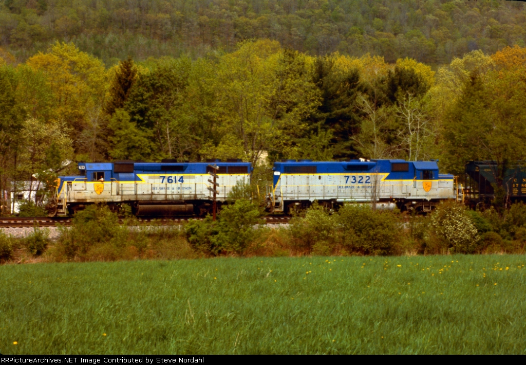 D&H SP-1 Nearing Conklin, NY