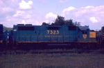 "DH #7323 - One of the rare ""Aqua"" colored units..."