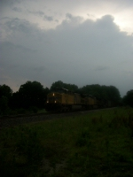 UP 6031 eastbound UP loaded coal train