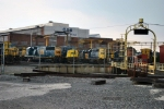 CSX Maintinence Facility and Roundhouse