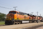 BNSF6291 and BNSF5836