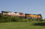 BNSF4405 and BNSF660