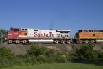BNSF651 and BNSF4465 