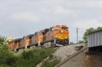 BNSF7805, BNSF4129, BNSF5195 and BNSF7843