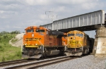 BNSF8914 and BNSF9176