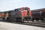 CN2514 and BNSF5341