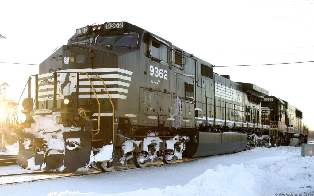 NS CW40-9 9362