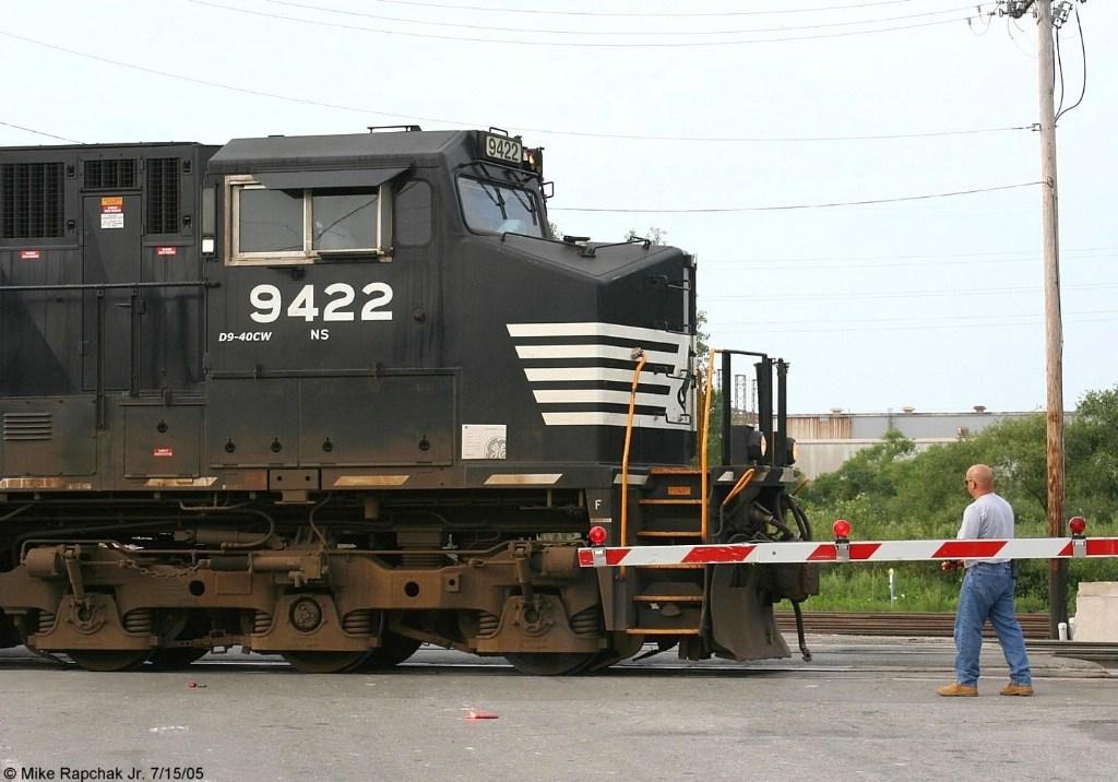 NS C40-9W 9422