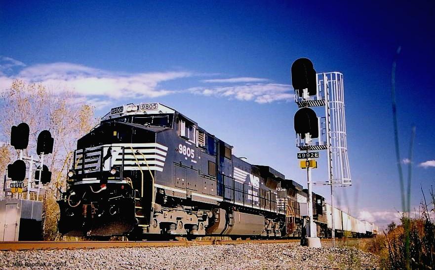 NS CW40-9 9805