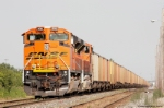 Twin BNSF SD70ACes