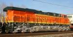 New BNSF ES44DC 7691