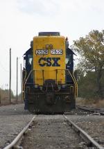 CSX GP38-2 2529
