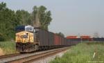 CSX CW44AC 172