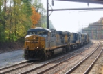 Q410 and Fall Foliage