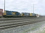 CSX Yard Switchers