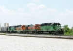 FURX 8094 with BNSF 4265 and 8057