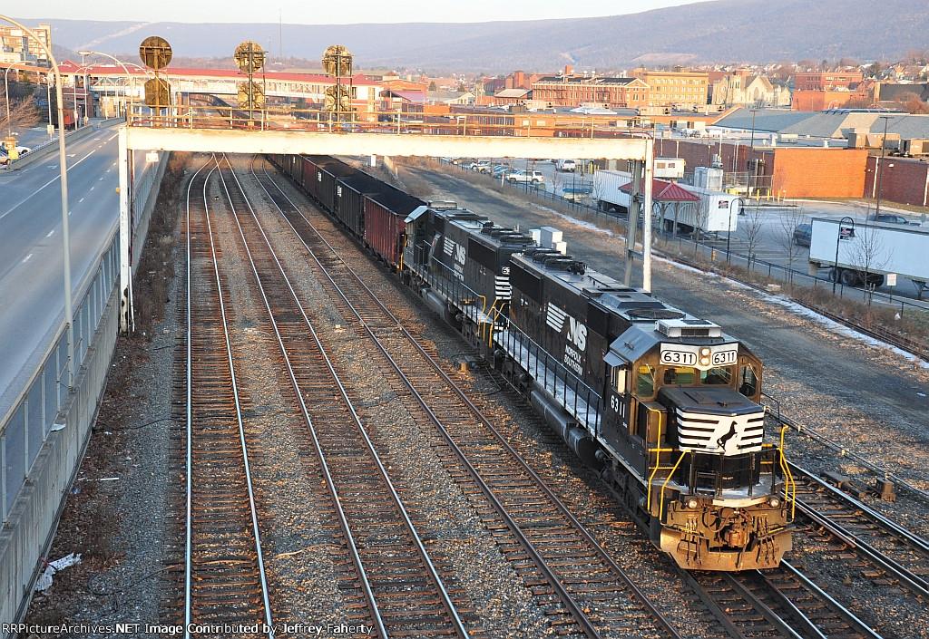 NS 6311 12/29/2010