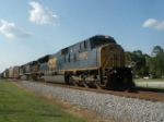 CSX 4597 on the Point!