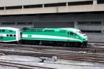 GO Transit #620 Departing TWO