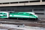 GO Transit #620 Departing TWO