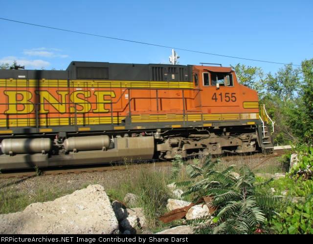 BNSF 4155