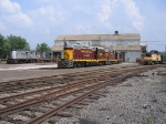 The many faces of the Ohio Central (1)
