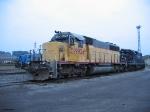 OHCR SD40-2 9934