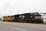 NS grain train power