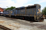 BO 6944 & 7402 behind the B & O RR Museum