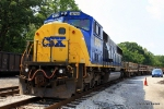 CSX 8756 at the 'A' Yard in West Baltimore