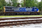 CSX 226 in the Mt. Claire Yard