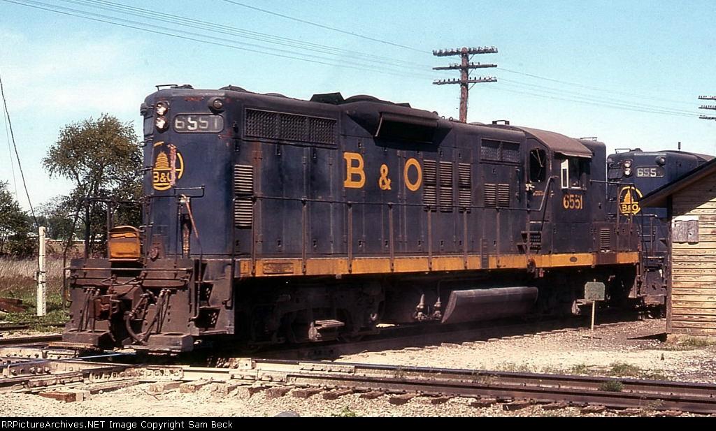 B&O 6551