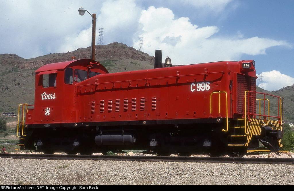 CORX C996--SW8