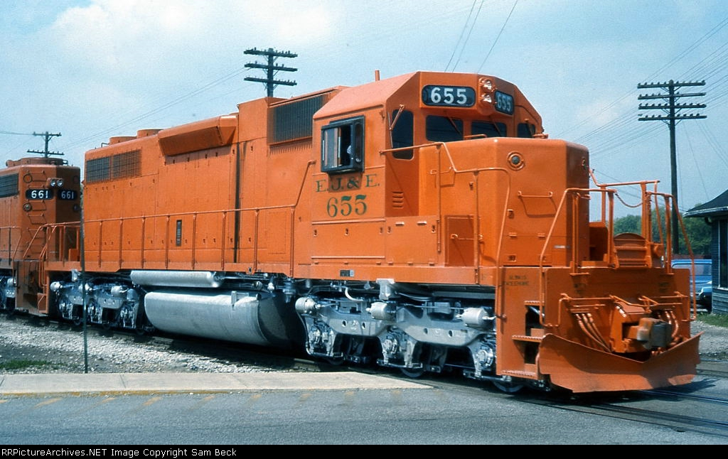EJ&E 655