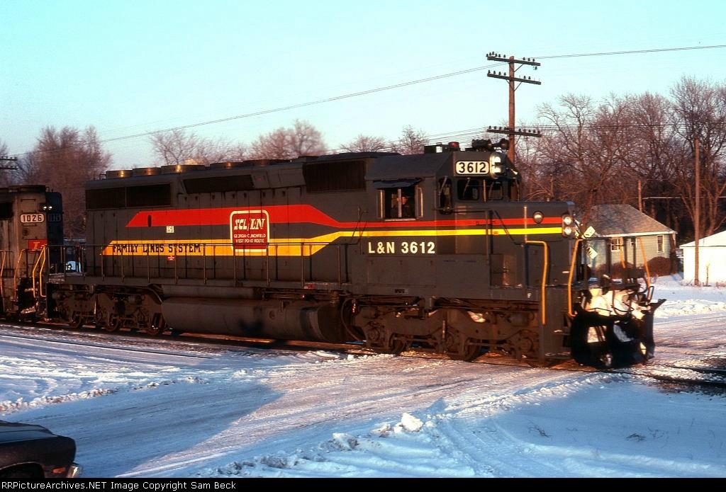 L&N 3612