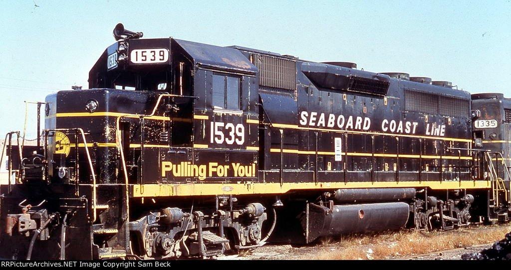 SCL 1539--GP40