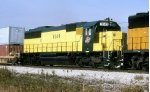 CNW 8049--New SD60