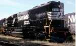 NS 6648--New SD60