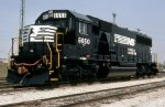 NS 6650--New SD60