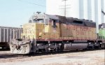 UP 3106--SD40