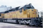 UP 3675--SD40-2