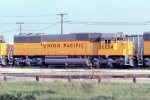 UP 6054--New SD60