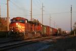 BNSF C44-9W 5267
