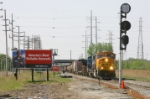Mixed Freight on the Kankakee Line