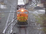 NS 261 with BNSF