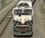 BNSF 9693 DPU on a loaded Coal