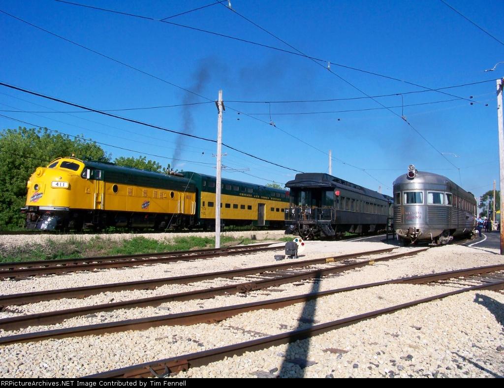 IRM Passenger Trains