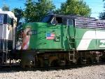 Burlington Northern #9908