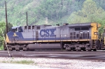 CSX 74 back then fairly new to the roster